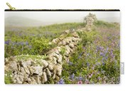 Skomer Wildflowers Carry-all Pouch