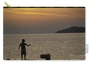 Skopelos Sunset - Fisher Boy - 1 Carry-all Pouch