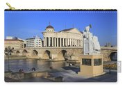 Skopje City Center Macedonia Carry-all Pouch