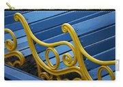 Skc 0246 Garden Benches Carry-all Pouch