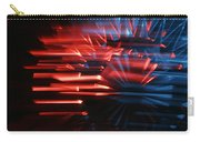 Skc 0272 Crystal Glass In Motion Carry-all Pouch