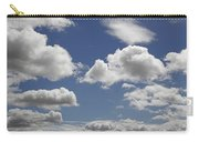 Skc 0328 The June Clouds Carry-all Pouch