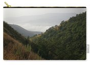 Skc 0763 Dry Green Landscape Carry-all Pouch