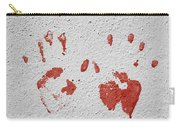 Skc 1058 Palm Impressions Carry-all Pouch