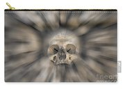 Skull - Fear And Trembling  Carry-all Pouch