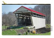 Skull Fork Covered Bridge Carry-all Pouch