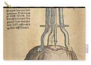 Skull Operation, 1517 Carry-all Pouch