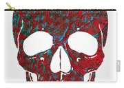 Skull Work Carry-all Pouch