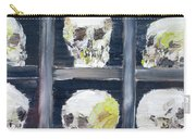 Skulls In The Crypt Carry-all Pouch