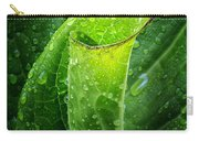 Skunk Cabbage Square Carry-all Pouch