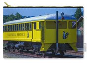 Skunk Train Passenger Car Carry-all Pouch