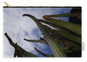 Sky Cactus Carry-all Pouch