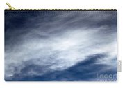 Sky Clouds Carry-all Pouch