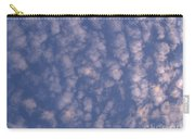 Sky Full Of Cloud Puffs Carry-all Pouch