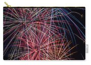 Sky Full Of Fireworks Carry-all Pouch