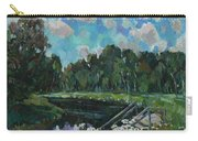 Sky In The River Carry-all Pouch