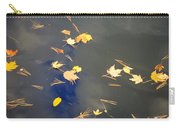 Sky Of Leaves Carry-all Pouch