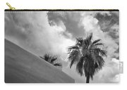 Sky-ward Palm Springs Carry-all Pouch by William Dey