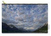 Sky Water Mountains Carry-all Pouch