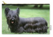 Skye Terrier Dog Carry-all Pouch