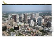 Skyline Aerial Of Columbus Carry-all Pouch
