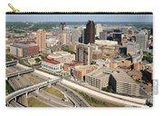Skyline Aerial Of St. Paul Minnesota Carry-all Pouch