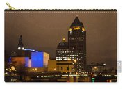 Skyline At The Milwaukee River Carry-all Pouch
