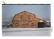 Skyline Farm Horse Barn Carry-all Pouch