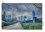 Skyline Of A Big City In South - Charlotte Nc Carry-all Pouch