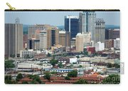 Skyline Of Birmingham Carry-all Pouch