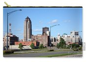 Skyline Of Des Moines Iowa Carry-all Pouch