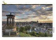 Skyline Of Edinburgh Scotland Carry-all Pouch