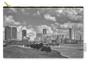 Skyline Of Fort Worth Carry-all Pouch