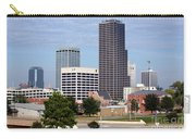 Skyline Of Little Rock Carry-all Pouch