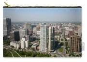 Skyline Of Milwaukee Wisconsin Carry-all Pouch