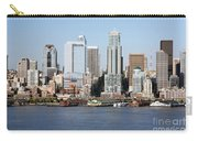 Skyline Of Seattle Carry-all Pouch