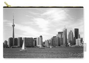 Skyline Of Toronto On Carry-all Pouch