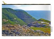 Skyline Trail And Road Through Cape Breton Highlands Np-ns Carry-all Pouch