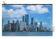 Skylines At The Waterfront, Miami Carry-all Pouch