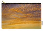 Skyscape - Rocky Gold Carry-all Pouch
