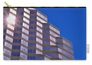 Skyscraper Photography - Downtown - By Sharon Cummings Carry-all Pouch