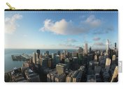 Skyscrapers In A City, Chicago, Cook Carry-all Pouch