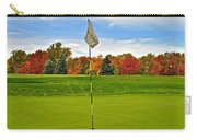 Sleep Hollow Brecksville Ohio Carry-all Pouch by Frozen in Time Fine Art Photography