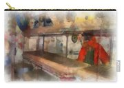 Sleeping Area Russian Submarine Photo Art 01 Carry-all Pouch
