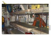 Sleeping Area Russian Submarine Carry-all Pouch