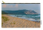 Sleeping Bear Dunes At Sunset Carry-all Pouch