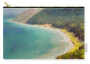 Sleeping Bear Dunes Lakeshore View Carry-all Pouch