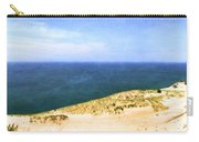 Sleeping Bear Dunes Panorama Carry-all Pouch