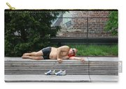 Sleeping Beauty On The High Line Carry-all Pouch