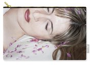 Sleeping Beauty Carry-all Pouch by Svetlana Sewell